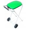 ARTEX Move&Up 1 wózek na worki, pokrywa zielona