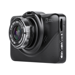 Peiying Basic D200 Rejestrator samochodowy + kamera cofania