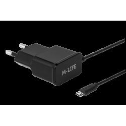 M-Life Ładowarka sieciowa micro USB 1000 mA