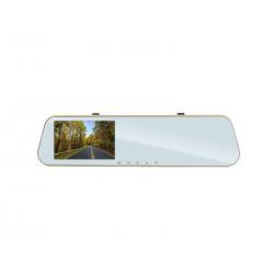 "Lusterko samochodowe z wideorejestratorem DVR LCD 4.0""."