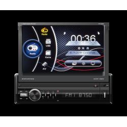 """Peiying Radio samochodowe Exclusive PY9909.2 GPS, USP, SD, AUX, 7"""""""