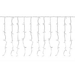 Kurtyna świetlna 10m (650 led), kolor zimny biały, IP44 REBEL