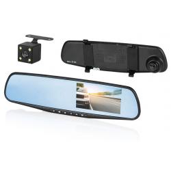 BLOW Rejestrator video BLACKBOX DVR F600 2 kamery