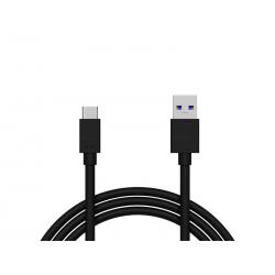Przyłącze USB 3.0 A - USB-C 2m czarne