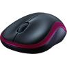 Bezprzewodowa mysz LOGITECH M185 Wireless Red