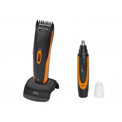 Profesjonalna maszynka do strzyżenia włosów i brody + trymer AEG HSM/R 5597NE