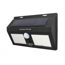 Lampa solarna LED 8W 1000lm 40xSMD, 1200 mAh
