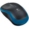 Bezprzewodowa mysz LOGITECH M185 Wireless Blue