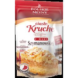 Mieszanka do wypieku ciasta kruchego z mąki Szymanowskiej Polskie Młyny