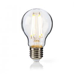 Nedis Lampa LED Retro żarówka z żarnikiem E27 A60 8.6 W 1055 lm 2700K