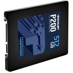Dysk SSD 512 GB - PATRIOT P200S512G25