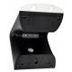 Projektor solarny, lampa 1.5W LED VT-767-2 4000K+4000K czarny V-TAC 220lm