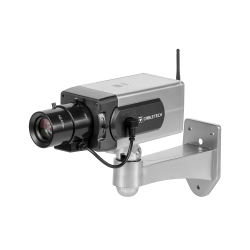 Atrapa kamera tubowa obrotowa z LED DK-13 Cabletech