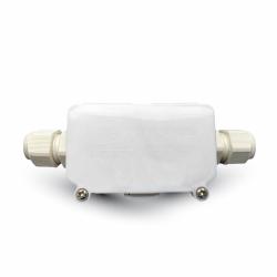 Puszka mufa hermetyczna V-TAC terminal block biały VT-7224