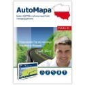 AutoMapa Polska XL - aktualizacja map