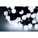 Diodowe, LED, lampki choinkowe ozdobne, białe- 10mb