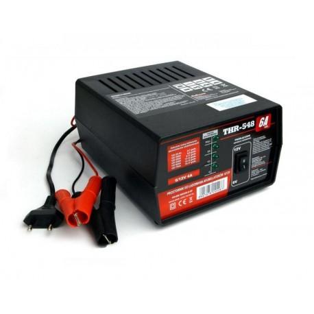 Prostownik do akumulatorów THR 548 12V/6V 6A