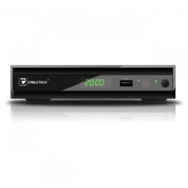CABLETECH Tuner STB DVB-T HD do telewizji cyfrowej MPEG-4 URZ0083Q PVR