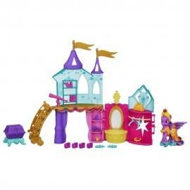 My Little Pony, kryształowy pałac księżniczki Twilight Sparkle