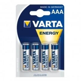 Bateria 1,5V VARTA - LR03 (AAA) - blister 4 szt