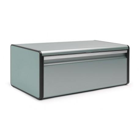 Brabantia, chlebak, pojemnik na pieczywo prostokątny, metaliczna mięta, 484322