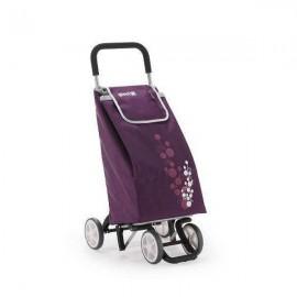 GIMI TWIN burgund profesjonalny wózek 4 kołowy - NOWOŚĆ