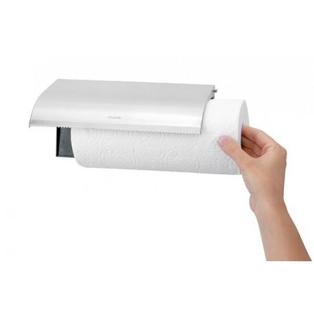 Brabantia 313868 - naścienny uchwyt na ręczniki papierowe, kuchenne