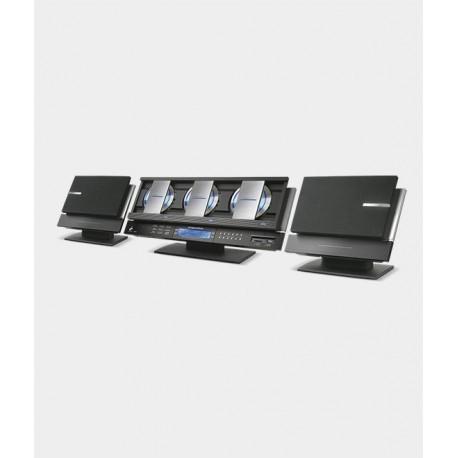 Wieża Kruger&Matz KM7733 CD x 3, wejściami SD i USB
