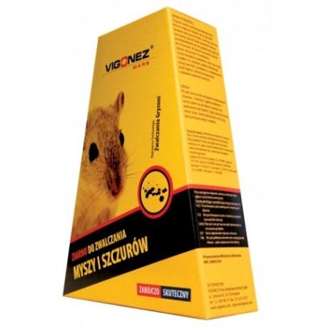 VIGONEZ - Ziarno do zwalczania myszy i szczurów 300gr