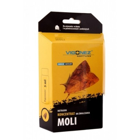 VIGONEZ - Koncentrat do zwalczania moli, 5ml