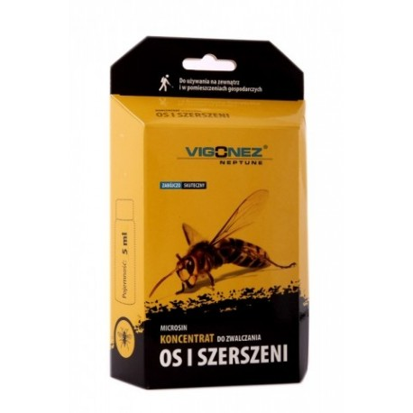 VIGONEZ - Koncentrat do zwalczania os i szerszeni, 5ml