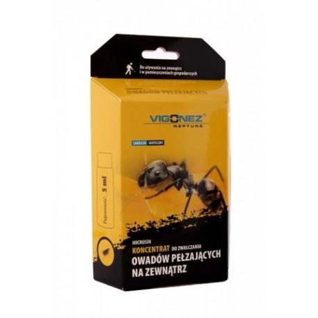 VIGONEZ - Koncentrat do zwalczania owadów pełzających na zewnątrz, 30ml