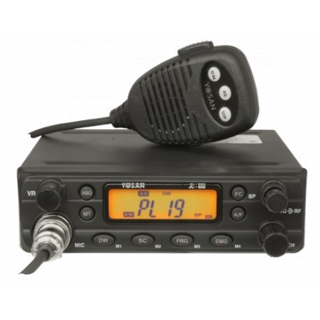 YOSAN JC 650 - Radio CB