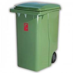 Contenur - pojemnik plastikowy 2-kołowy 360l na odpady komunalne