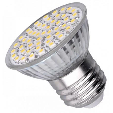 Żarówka LED duży gwint (biała ciepła, 48 SMD 3528, 230V 3.5W E27