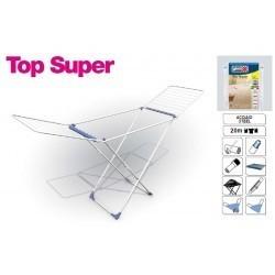 GIMI TOP SUPER - stojąca suszarka do bielizny