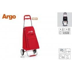 GIMI Wózek torba zakupowa ARGO NEW czerwony