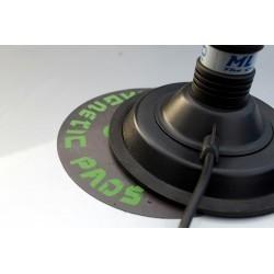 Podkładka magnetyczna do podstawy anteny CB, średnica 15cm, folia magnetyczna
