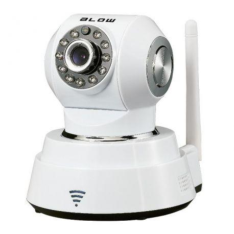 Kamera bezprzewodowa IP BLOW obrotowa WiFi 11LED H-256