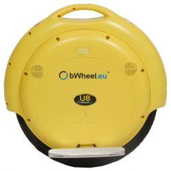 bWheel U8 Yellow żółty monocykl pojazd elektryczny jednokołowy