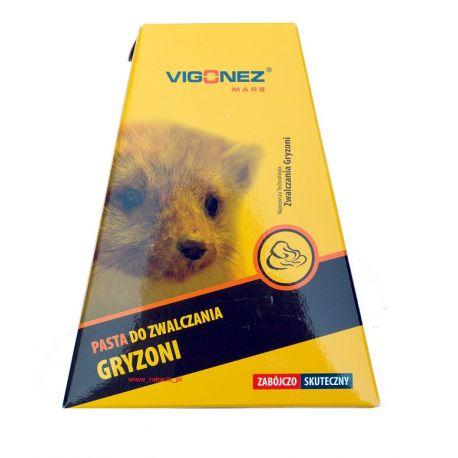 VIGONEZ - Pasta do zwalczania dużych gryzoni, 160g