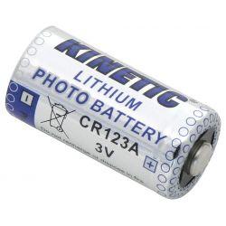 Bateria litowa 3V CR123 1400mAh 123A