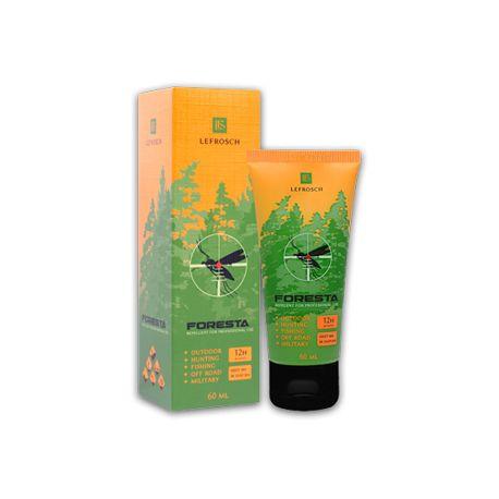 FORESTA krem odstraszający komary, dwie substancje aktywne