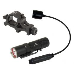 Latarka OLIGHT M10 Maverick Tactical Kits z akcesoriami LED XM-L2