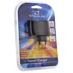 Zasilacz USB Titanum
