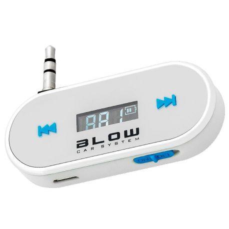 Transmiter FM BLOW 74-135 do smartfonów oraz tabletów WHITE