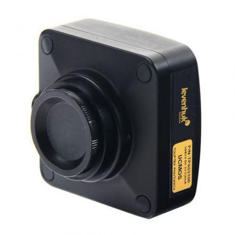 Cyfrowy aparat fotograficzny Levenhuk T130 NG do teleskopu, astrofotografii
