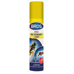 Spray na KOMARY i OSY dla dzieci i dorosłych BROS