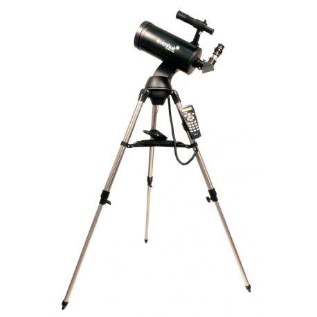 Teleskop Levenhuk SkyMatic 127 GT MAK to silny, a jednocześnie kompaktowy teleskop Maksutowa-Cassegraina