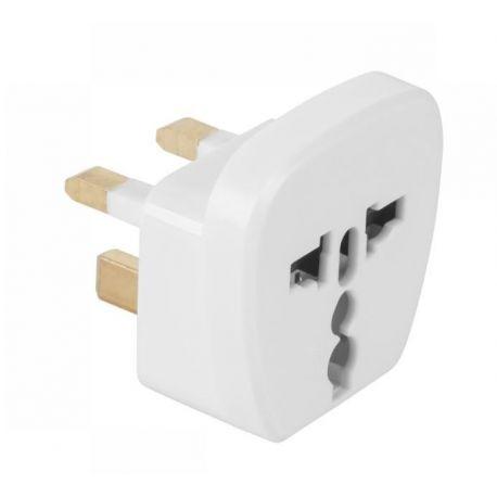 Złącze AC, adapter wtyk UK (angielskie) - gn. uniwersal (europejskie lub inne) (QZ36)